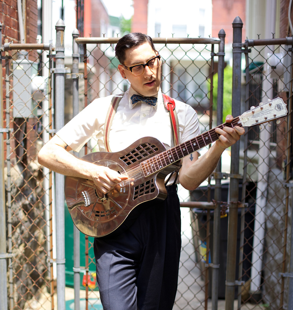 Evan Cory Levine, Guitarist and Vocalist