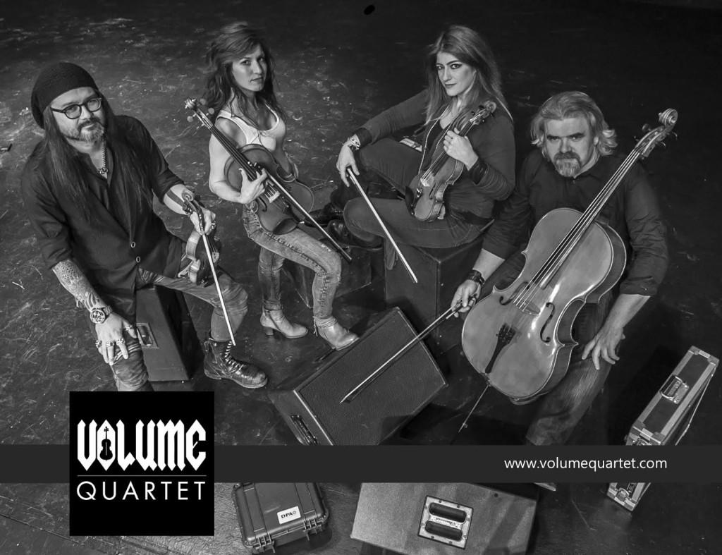 Volume Quartet